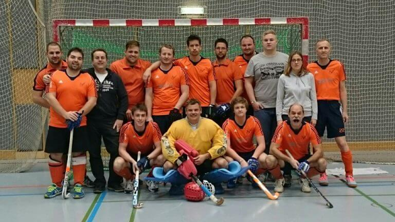Herren - Hockey Gemeinschaft Mödling
